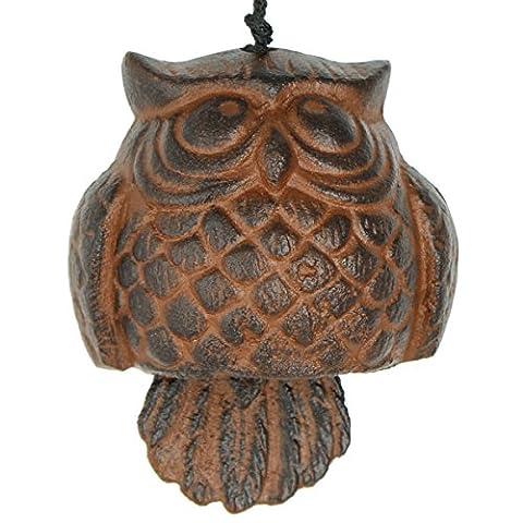 Woodstock Chimes Habitats Owl Wind Bell