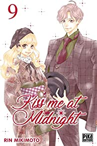 Kiss me at Midnight, tome 9 par Mikimoto