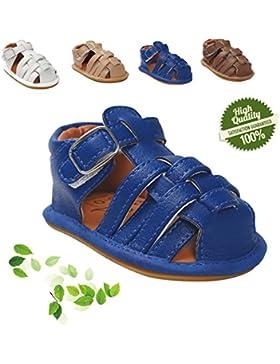 Zapatos de Bebé, Morbuy Unisexo Zapatos Bebe Primeros Pasos Recién nacido 0-18 Mes Bebé Casual Verano Zapatos...