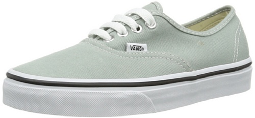 Vans U AUTHENTIC VVOEAQM Unisex-Erwachsene Sneaker Grün ((Brushed Twill))