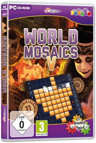 World Mosaics 5 - [PC] Lernen Sie Chinesisch Dvd
