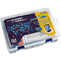 OSOYOO IoT Starter Kit for Arduino Iot projects with Tutorial, Uno R3 board, W5100 Ethertnet shield,Android/iOS Remote Control Internet of Things kits