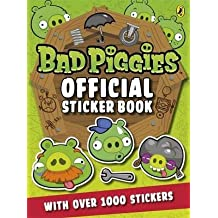 [Angry Birds: Bad Piggies Official Sticker Book] (By: Puffin Books) [published: April, 2014]