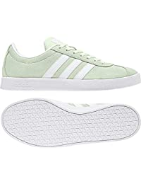 low priced 75d82 7c7c7 adidas Damen Vl Court 2.0 Fitnessschuhe