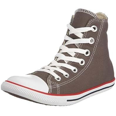Converse Chuck Taylor All Star Slim Core Canvas Hi, Unisex Sneaker, Anthrazit, 36 EU