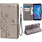 Teebo Wallet Case for Asus ZenFone Live (L1) ZA550KL, 3