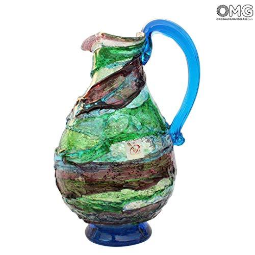 Original Muranoglas OMG Krug Sbruffi Laguna -