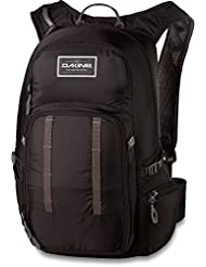DAKINE Multifunktionsrucksack Amp without Reservoir - Mochila, color negro, talla 48 x 27 x 20 cm, 18 l