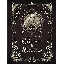 """Grimoire de sorcières. Album de """"Généalogie d'une sorcière"""""""