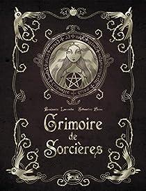 Grimoire de sorcières par Benjamin Lacombe