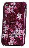 Kenzo - Coque iPhone 3G/S Nadir Rose