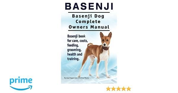 Basenji  Basenji Dog Complete Owners Manual  Basenji book