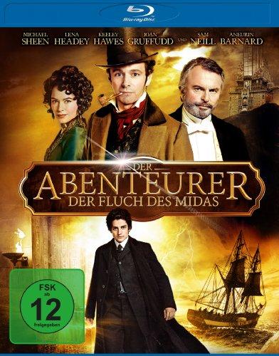 Der Abenteurer - Der Fluch des Midas [Blu-ray]