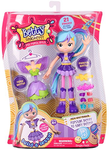 Preisvergleich Produktbild Betty Spaghetty Popstar Betty Single Pack