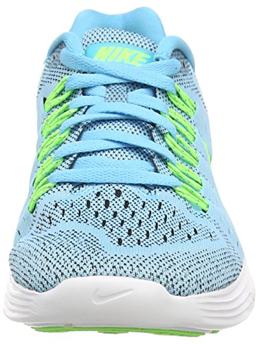 Nike Lunartempo, Damen Laufschuhe Türkis (clearwater/flash Lime/black/white)