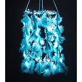 Daedal Dream Catchers- Blue Colour With Lights DDC26