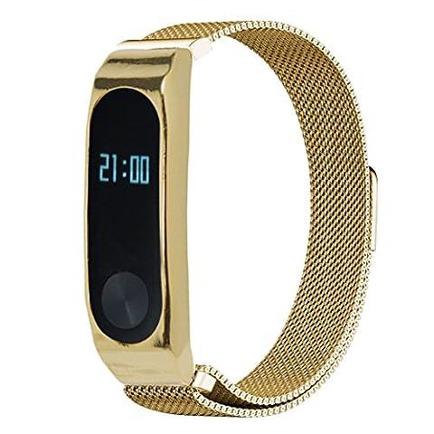 Für Xiaomi Mi Band 2 Watch Transer® Ersatz Uhrenarmbänder Fashion