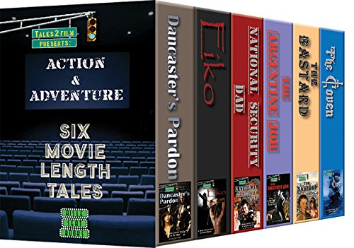 Action and Adventure: Six Movie Length Tales from Aisle Seat Books (English Edition)