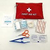TEQIN Portable Medicine Survival Bag Set for Home Outdoor Car Travel Emergency