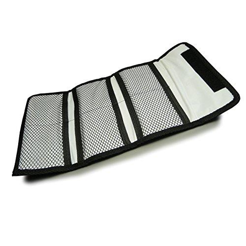 Filtro Protettivo Custodia Borsa per 25 82 UV CPL FLD il filtro colore ecc.