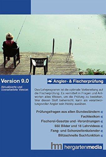 Angler- und Fischerprüfung 9.0: Lernprogramm und Datenbank