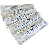 One Step® 5 x Tests précoces de grossesse en bâtonnet - 10 mIU/mL
