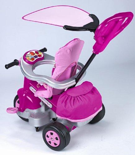 Imagen 5 de FEBER - Triciclo Baby Twist Niña (Famosa 800007099)