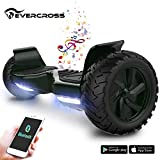EverCross 8.5' Scooter Patinete del Mano Eléctrico Bluetooth App Self Balancing...