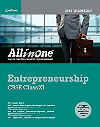 All in One series of study-cum-textbooks for Class 6th to 12th CBSE offers a clear, well-written Chapter wise Theory and a wealth of Exercises for school students. Following NCERT syllabus in a logical and approachable way, it aims at helping student...