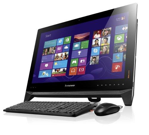Lenovo Ideacentre B550 57322252 AIO Intel® 3100 MHz H81, Radeon HD 8570 DVB-T, Web Cam