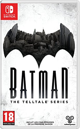 Batman The Telltale Series Nintendo Switch