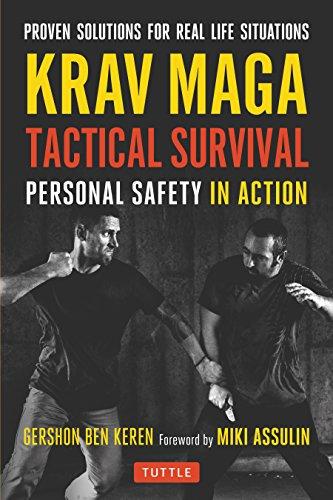 Krav Maga Tactical Survival: Personal Safety in Action por Gershon Ben Keren