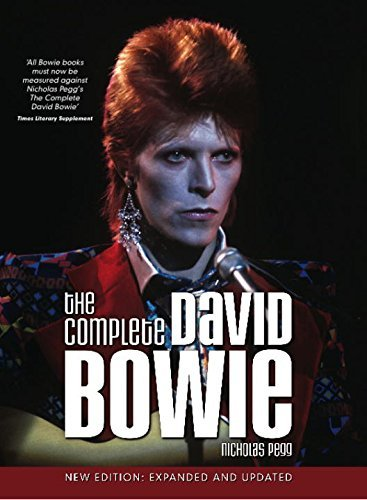 The Complete David Bowie by Nicholas Pegg (2011-09-27)