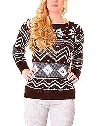 Suchergebnis auf Amazon.de für  damen pullover dunkelbraun  Bekleidung ca6b0f79fd