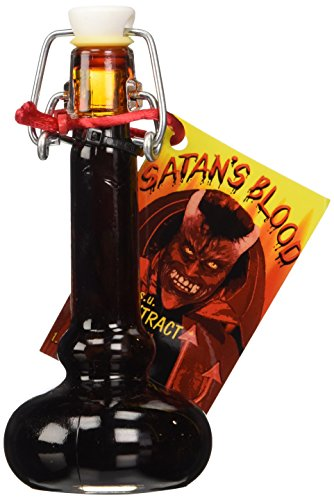 Mad Dog Satan's Blood Hot Sauce