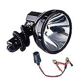 100 Watt VERSTECKTE Xenon-Handscheinwerfer-Auto-Arbeitsscheinwerfer-Scheinwerfer, für Auto-Boot Offroad-Fahrzeug-Fahren im Freienfischen-Licht-Jagd-Kampagnen-Patrol-Licht-Auto-Scheinwerfer CYHY