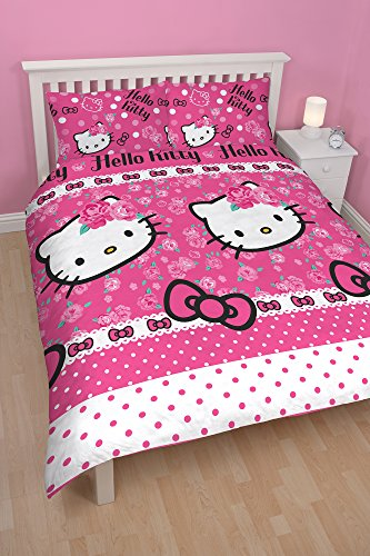 Character world Hello Kitty-Set copripiumino Sommer