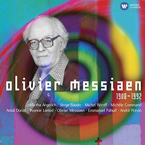 Messiaen: 100th Anniversary Bo...
