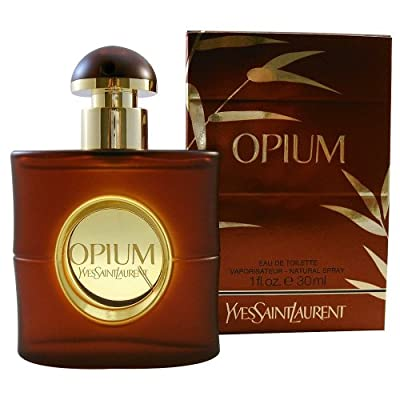 Yves Saint Laurent Opium Eau de Toilette for Women - 30 ml