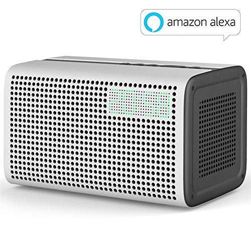 Inteligente Altavoz WiFi y Bluetooth Speaker, Amazon Alexa Voice Control Smart Speaker...