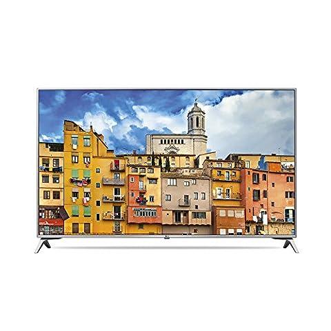 LG 55UJ6519 139 cm (55 Zoll) Fernseher (Ultra HD, Triple Tuner, Smart TV, Active HDR)