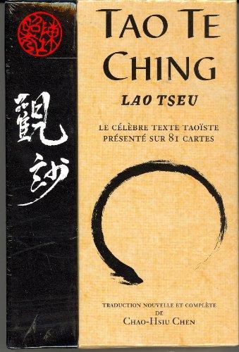 Tao Te Ching par Lao-tseu