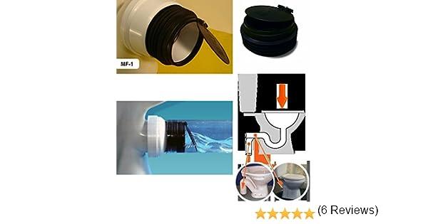 MultiFlap MF1 Anti a flusso e roditori Barrier-Valvola di scarico per WC