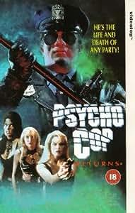 Psychocop Returns [VHS]