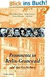 Prominente in Berlin-Grunewald: Und i...