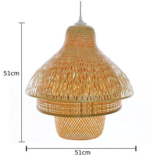 Bambuslampe Can Tho - 8