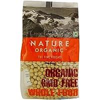 La naturaleza orgánica de los guisantes secos de la haba 17.64 onza - USDA Certificado