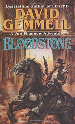 Bloodstone Cover Image