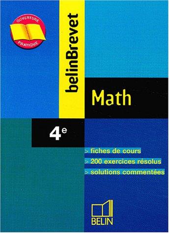 Math 4ème