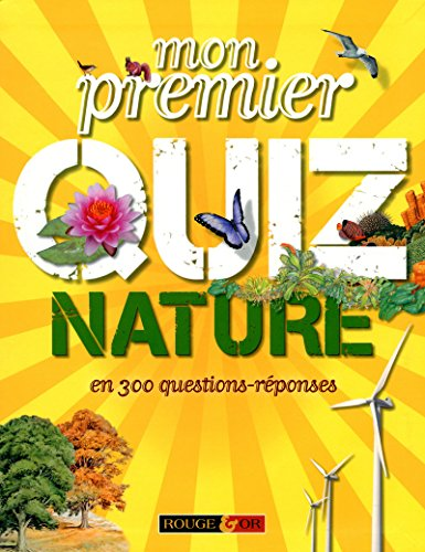 Mon premier quiz Nature
